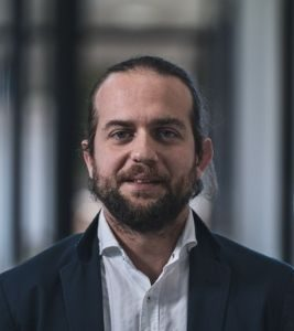 foto del responsabile IT di AV Service s.p.a. Simone Citi